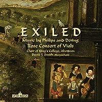 VXR0004 「国を追われてEXILED」ローズ・コンソート・オブ・ヴィオールズ/アバディーン・キングズ・カレッジ合唱団