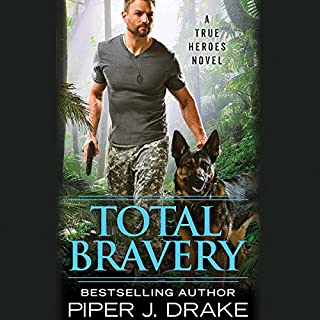 Total Bravery                   Written by:                                                                                                                                 Piper J. Drake                               Narrated by:                                                                                                                                 Daniel Thomas May,                                                                                        Caroline Slaughter                      Length: 7 hrs and 40 mins     1 rating     Overall 4.0