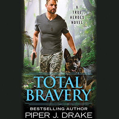 Total Bravery audiobook cover art
