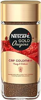 Nescafe Gold Origins Cap Columbia Instant Soluble Coffee, 100g
