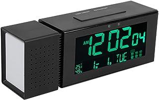 Horloge Thermomètre Thermomètre Hygromètre TS‑P30 Outil de Mesure Multifonctionnel Hygromètre Chambre pour Maison