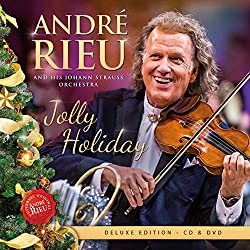 Jolly Holiday [CD/DVD]