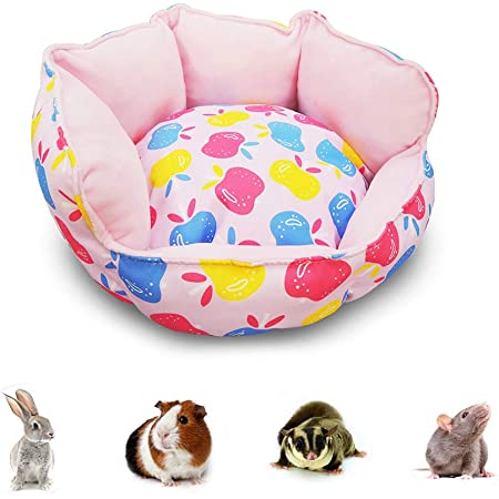 Rats Reversible Fleece Snuggle Sacks Sugar Gliders or Small Pet Cuddle Cup for Hedgehogs