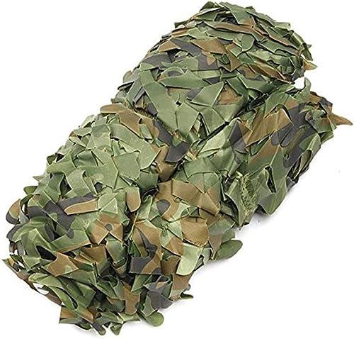Filet de Camouflage Oxford Camouflage Jungle Convient pour La Chasse Tir Camping Home Decor Extérieur Halloween événement pour Les Jardins d'ombre extérieurs (Taille   4m5m)