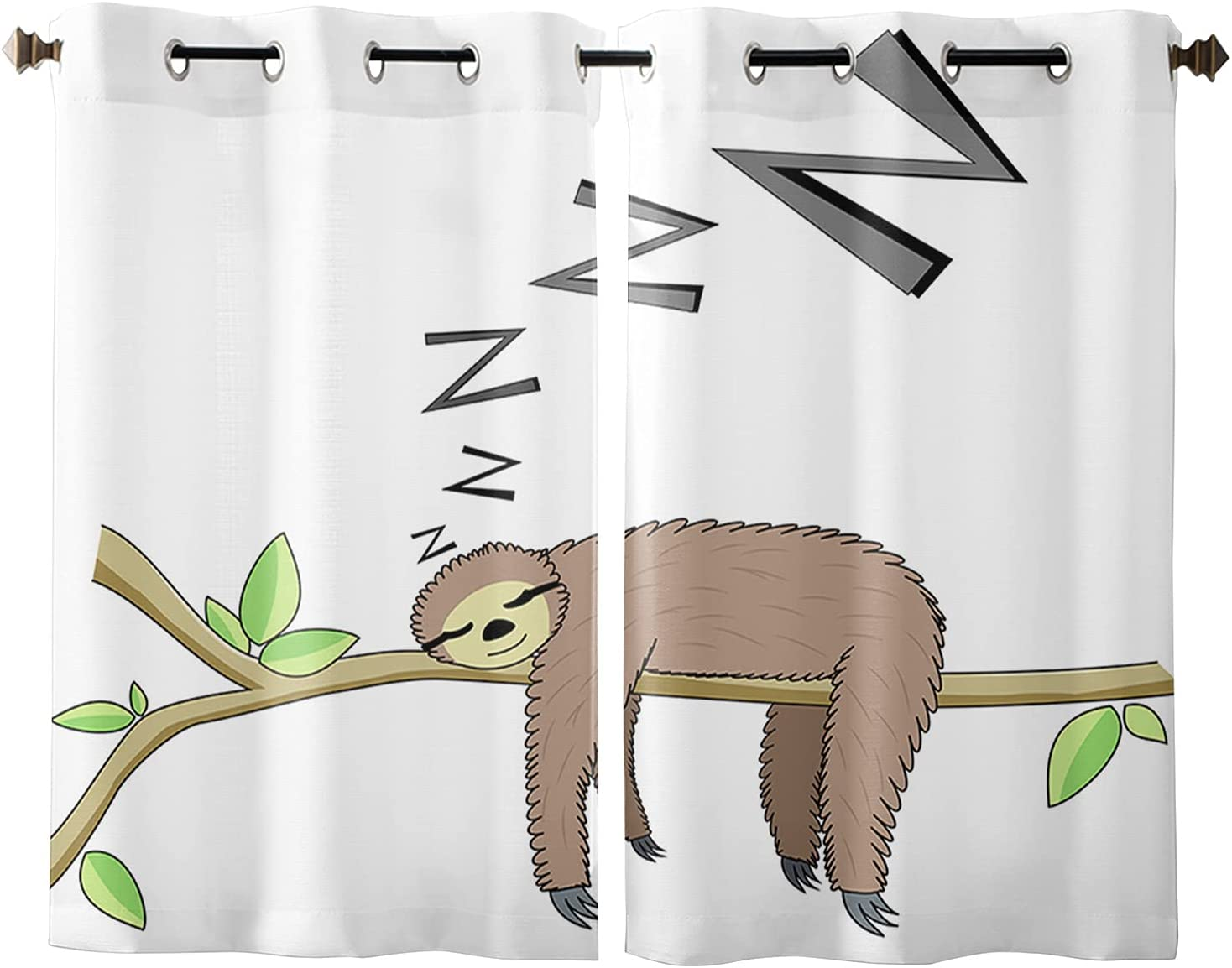 Window Curtain Deluxe Panels Set Lowest price challenge of 2 Livi Curtains for Drapes Grommet