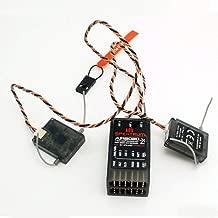 AmerStar Spektrum AR9020 DSMX/XPlus DSM2 9 Channel 2.4ghz RC Receiver