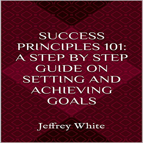 Success Principles 101: A Step-by-Step Guide on Setting and Achieving Your Goals audiobook cover art