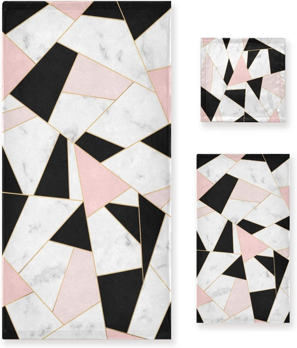 Naanle Stylish 4 years warranty Black online shop White Pink Soft Decorative Luxury Se Marble