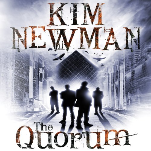 The Quorum audiobook cover art