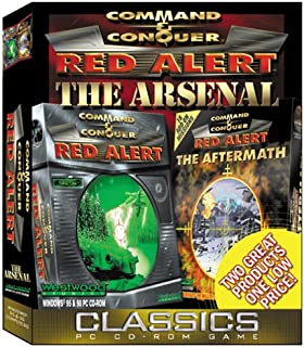 Command & Conquer: Red Alert - The Arsenal