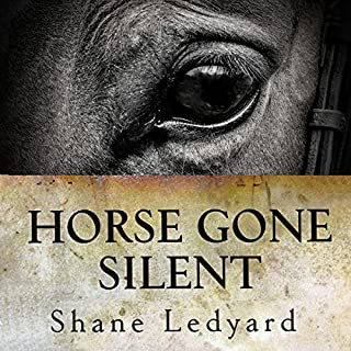 Horse Gone Silent audiobook cover art