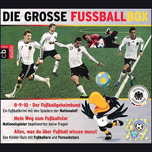 Die große Fußball-Box Titelbild