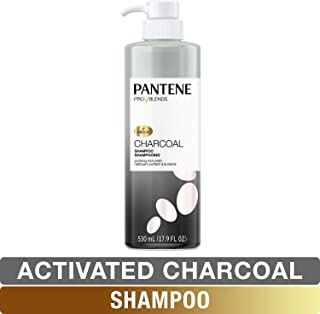 Pantene, Shampoo, with Activated Charcoal, Pro-V Blends, 17.9 fl oz