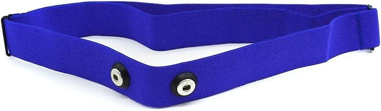 Elástica Ajustable Chest Cinturón Correa Bandas para Polar