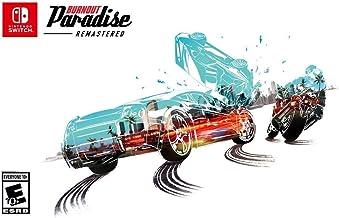 Burnout Paradise Remastered - Nintendo Switch