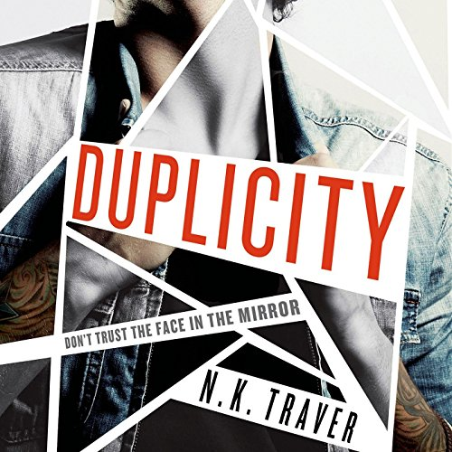 Duplicity audiobook cover art