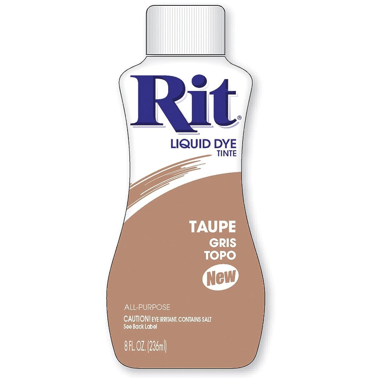Brand New Rit Dye Liquid 8oz-Taupe Brand New