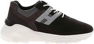 Hogan Luxury Fashion Uomo HXM4430BR10O8K0XN0 Nero Pelle Sneakers   Autunno-Inverno 20