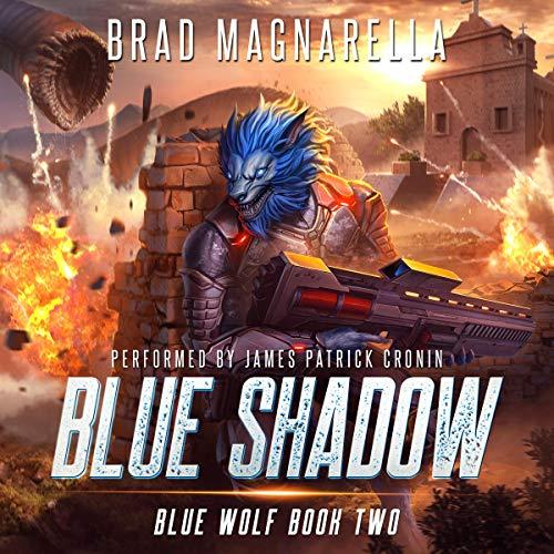 Blue Shadow: Blue Wolf Series, Book 2