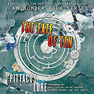 The Fate of Ten cover art