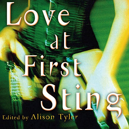 Love at First Sting audiobook cover art