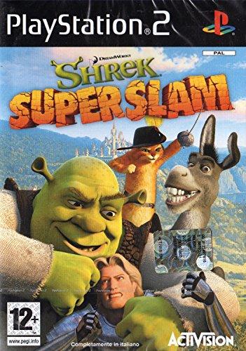 Shrek Superslam-(Ps2)