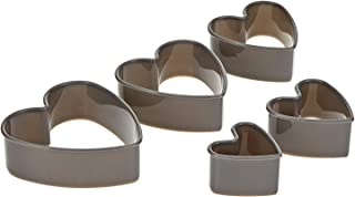 Harmony 2724623276199 Cookie Cutter - 5 Pieces,Brown