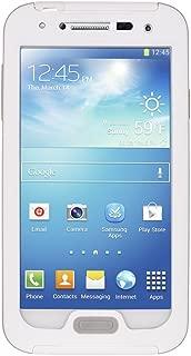 Seidio CSWSSGS4-WGOBEX Waterproof Case for Samsung Galaxy S4 - Retail Packaging - White/Gray