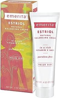 Emerita Estriol Balancing Cream | From the Makers of Pro-Gest | Estriol Cream for Optimal Balance | 4 ounces