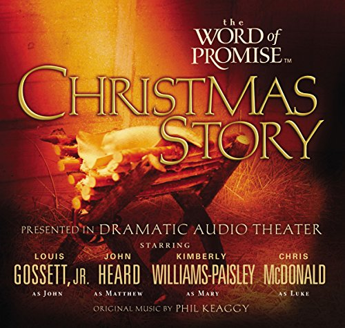 The Word of Promise Audio Bible - New King James Version, NKJV: The Christmas Story                   By:                                                                                                                                 New King James Version Bible                               Narrated by:                                                                                                                                 Louis Gossett Jr.,                                                                                        John Heard,                                                                                        Christopher McDonald,                   and others                 Length: 22 mins     4 ratings     Overall 5.0