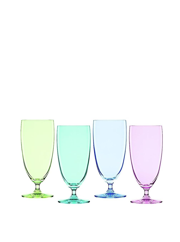 あなたのもの相続人ほのかMarquis by Waterford Vintage Ombre Iced Beverage Set (Set of 4), Multicolor [並行輸入品]