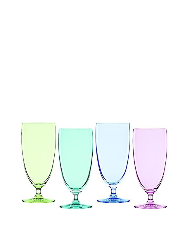 浸す博物館第四Marquis by Waterford Vintage Ombre Iced Beverage Set (Set of 4), Multicolor [並行輸入品]