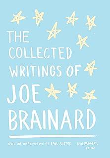 The Collected Writings of Joe Brainard (English Edition ...