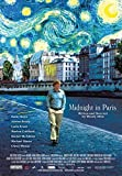 Midnight in Paris Movie Poster (68,58 x 101,60 cm)