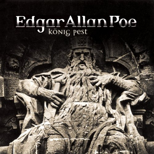 König Pest audiobook cover art