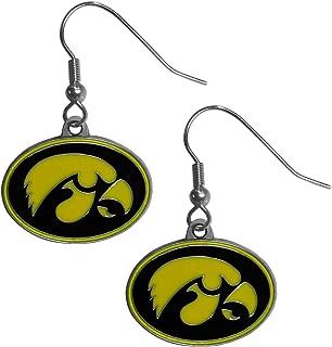 Siskiyou Sports NCAA Team Logo Dangle Earrings