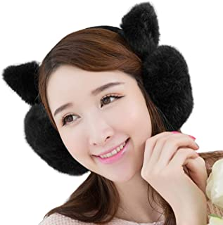 Israel National Flag Asia Country Winter Earmuffs Ear Warmers Faux Fur Foldable Plush Outdoor Gift