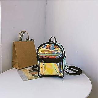 イェインシン バックパック ファッションの女の子透明ゼリーバックパック学生バッグ 通学 旅行 入園 入学 プレゼント