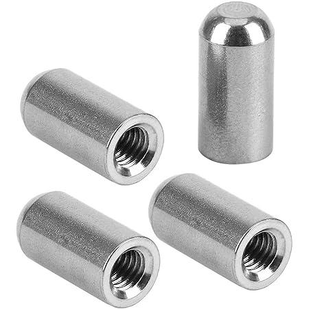 Stainless Steel Door Pin Guides /& Door Bushing Removal Tool Compatible with Jeep Wrangler JK JKU JL 2//4-Door 2007~2019 2-Door Pin Guides 13 PCS