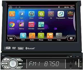 Eincar Individual DIN 7 Pulgadas Wince GPS de navegaci/¨/®n para Autom/¨/®viles EST/¨/¦reo de Alta Definici/¨/®n de Pantalla t/¨/¢ctil Bluetooth Autoradio Volante Aux multilenguaje c/¨/¢mara Inal/¨/¢mbrica