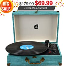 Best record player station Reviews