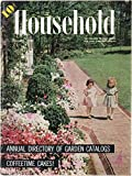 Household: The Magazine of Home Service (January 1956): Coffeetime Cakes; Garden Catalogs; Pineapple Pin-Ups; Kitchen Gadgets; Roses, Evergreens; Adding a Bathroom; Camera Club