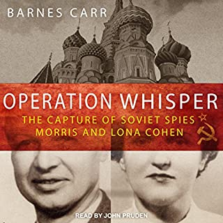 Operation Whisper cover art