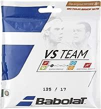 BABOLAT B281028-128H VS Touch BT7 16G Half Set Tennis String