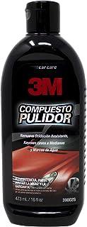 3M, Pulidor Compuesto, 473 mL, Modelo 39002S