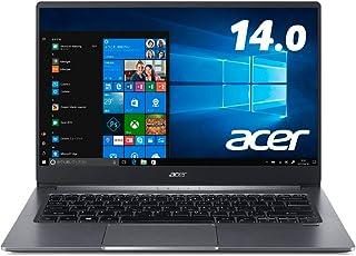 Acerノートパソコン Swift 1 SF114-32-A14Q/S Celeron N4020 4GB 128GB SSD ドライブなし 14.0型 Windows 10 Home【Windows 11 無料アップグレード対応】