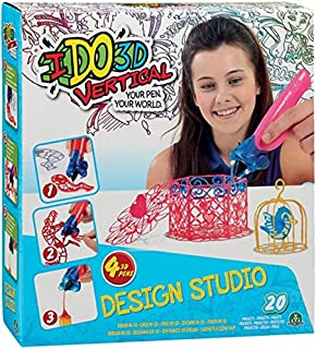 Ido 3D Activity & Amusement 6 Years & Above,Multi color,4895160000000