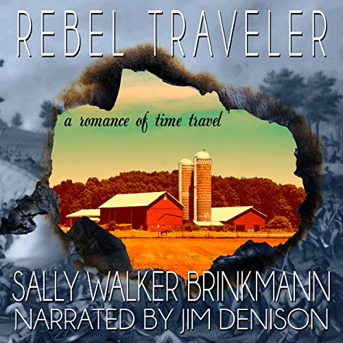 Rebel Traveler audiobook cover art