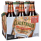 Clausthaler Product of Germany - Dry Hopped - Non Alcoholic Beer - 6 Pack - 12 Fl. Oz.