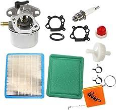 Kit de r/éparation de r/éparation de joint de Carb de carburateur adapter pour Briggs /& Stratton 492495 493762 498260